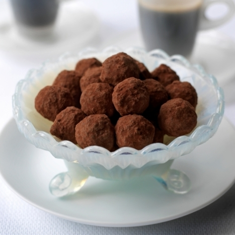 Chocolate Truffles | DESSERTS FOR THE COOK | Scoop.it