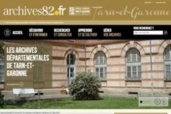 Les archives du Tarn-et-Garonne se dotent d'un nouveau portail | Rhit Genealogie | Scoop.it