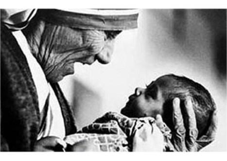 Pápež František napísal predslov ku knihe o Matke Tereze | Správy Výveska | Scoop.it