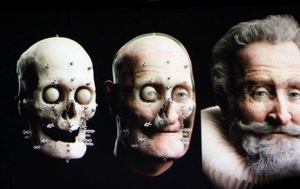 Après avoir perdu la tête, Henri IV a retrouvé un visage - L'internaute | Nos Racines | Scoop.it