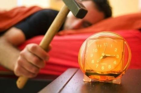 How to Wake Up Early in the Morning Without Using Alarm Clock   Health and Sleep   Scoop.it