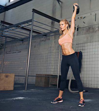 L'effet des Kettlebell Snatch sur la performance aérobie | CrossFit Planet | Scoop.it