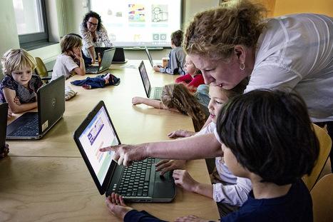 'Leerlijn geeft houvast bij programmeren op school' | Info Mediawijsheid leerkracht: Mediawijsheid PO | Scoop.it