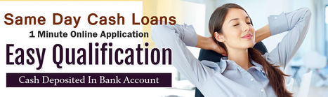 Same Day Cash Loans Avail Immediate Cash Assistant On The Same Day | Line Of Credit Loan | Scoop.it