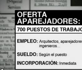 Nuevos empleos en la bolsa de trabajo de Espejo Público | de lo que sea | Scoop.it