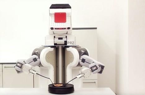 Un robot capable de cuisiner tout seul zehub - Robot qui cuisine tout seul ...