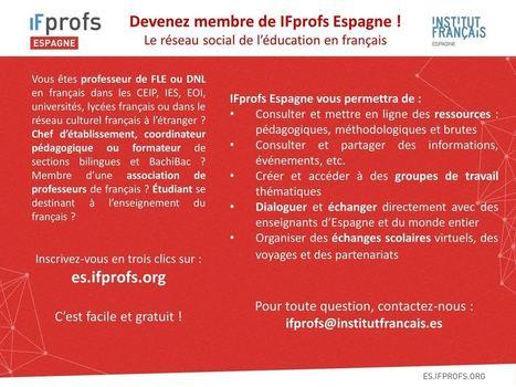 IFprofs | Veille TICE (ressources, infos, etc.) pour les profs de FLE | Scoop.it