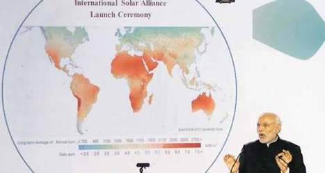 Modi's Global Solar Alliance: Will cynics find darkness here too? | INDIA INC - Online News & Media services | Scoop.it