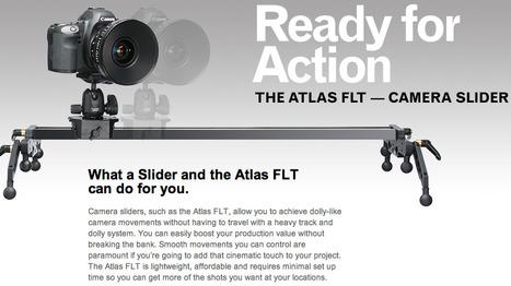 Cinevate Atlas | designdrool | Scoop.it