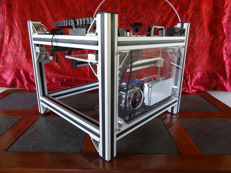 Meet the RoboBeast: The world's toughest 3D printer | ZDNet | Engineering Design - Hardware, Software & Resources | Scoop.it