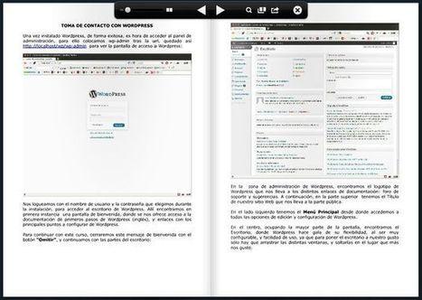 Manual de WordPress, ebook con todo lo que debe... | TIC | Scoop.it