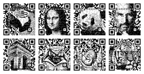Learn With QR Codes! 22+ Apps, Web Tools and Activities | Tech Learning | Into the Driver's Seat | Scoop.it