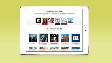 Hands-on with Apple News: Will it kill Flipboard?   Tech Tips   Scoop.it