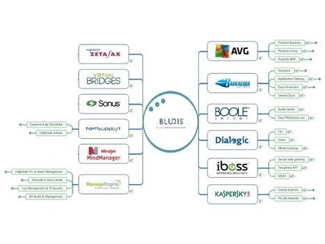 Bludis Offering By Product | free MindManager mind map download | Biggerplate | Art of Hosting | Scoop.it