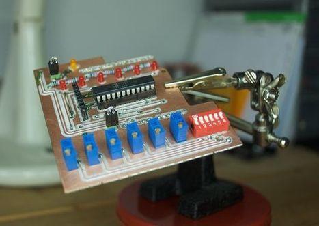 Digital Potentiometers Arduino Shield   Raspberry Pi   Scoop.it