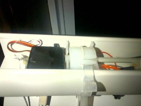 Automated Window Blinds with Arduino | Arduino, Netduino, Rasperry Pi! | Scoop.it