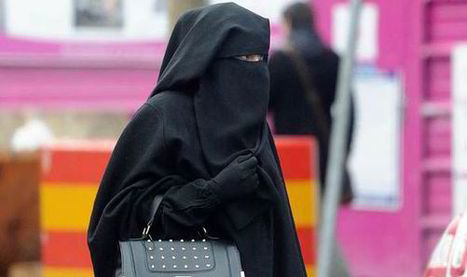 Tory MP Philip Hollobone urges ban of full-face Muslim veils in public | UK | News | Daily Express | UNITED CRUSADERS AGAINST ISLAMIFICATION OF THE WEST | Scoop.it