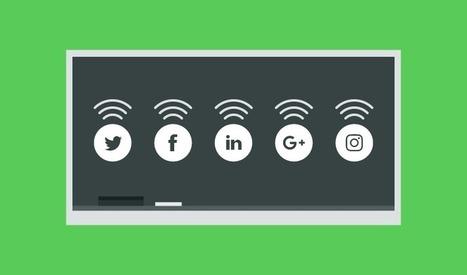 Social Media Outreach for Beginners #socialmediamarketing | MarketingHits | Scoop.it