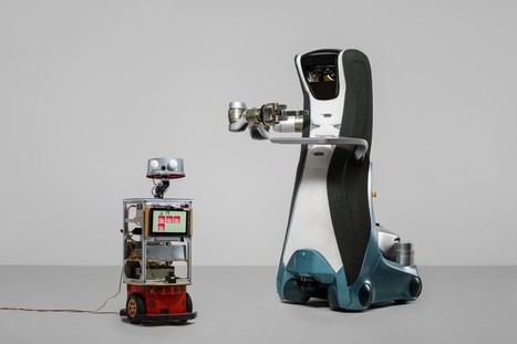 The Robot Revolution in Caregiving | Robotics | Scoop.it