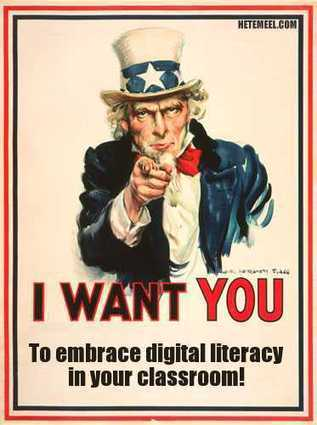 Digital Literacies   Using Technology for Learning   Scoop.it