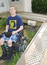 Accessibility drives Midland man's campaign | Accessible Travel | Scoop.it