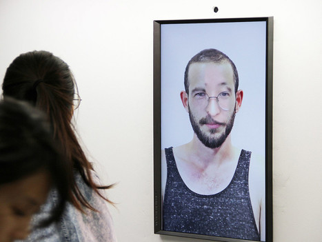 This trippy, face-melding art project is an exercise in empathy | Empathy and Compassion | Scoop.it
