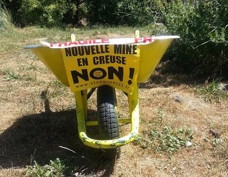Discrètement, les projets de mines se multiplient en France   Comment va ma Planète ?   Scoop.it