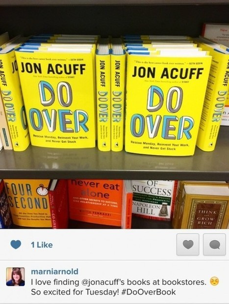 Jon Acuff - Author | Speaker | Awesome | Ken's Odds & Ends | Scoop.it