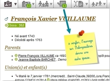 Un post-it virtuel gratuit pour vos recherches ! | Rhit Genealogie | Scoop.it