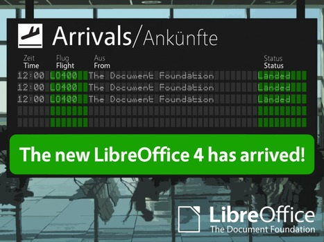 The new LibreOffice 4 has arrived! | Translation Studies, Corpus Linguistics, Academia | Scoop.it