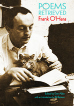 Poems Retrieved - by Frank O'Hara | poetry-data | Scoop.it