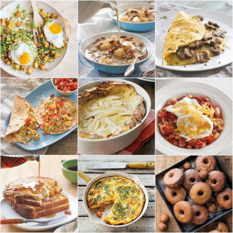 Recipe Roundup: Hearty Breakfasts | Candy Buffet Weddings, Events, Food Station Buffets and Tea Parties | Scoop.it