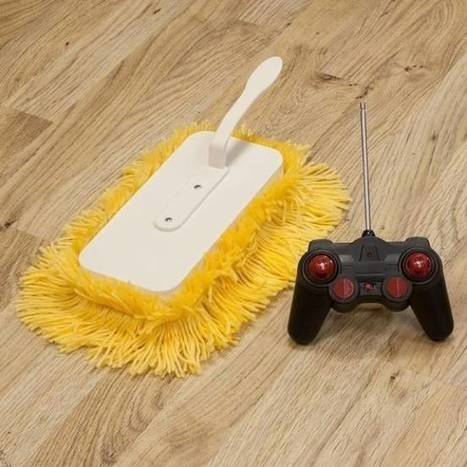 20 Gadgets That Would Make Household Chores A Thousand Times Better. | Strange days indeed... | Scoop.it