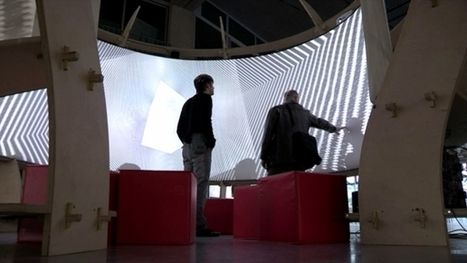 Næxus, un projet de recherche propice aux collaborations avec des artistes | Cabinet de curiosités numériques | Scoop.it