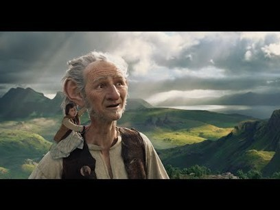 The BFG commits to vegetarianism in a new trailer | Discover Your Inner Geek | Scoop.it