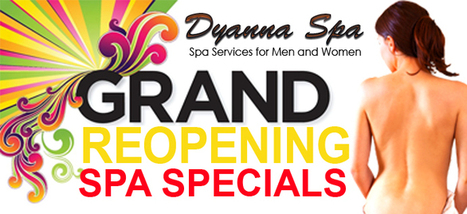 Re-Opening Spa Special East Midtown Manhattan | Spa specials midtown Manhattan | Scoop.it