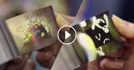 Cet artiste japonais réalise de petits livres animés époustouflants qui recèlent une mystérieuse poésie | -thécaires | Espace jeunesse | Scoop.it
