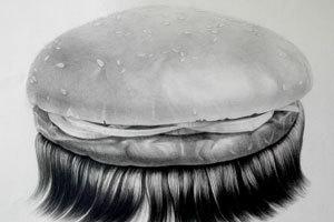 Juxtapoz Magazine - Hong Chun Zhang's Hairy Objects | Illustration | Art World. | Scoop.it