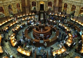 America's 'national library' is behind the digital curve, a new report finds | The Washington Post | Kiosque du monde : Amériques | Scoop.it