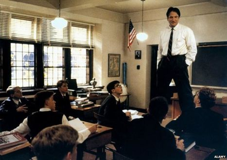 From Superhero Teacher to Bad Teacher: Hollywood Films Then and Now (Part 1)   Learning & Mind & Brain   Scoop.it