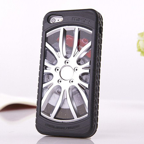 $ 39.99 Stunning Car Spare Shaped Carrying Case for iPhone Case 4/4S | bagsq | Scoop.it