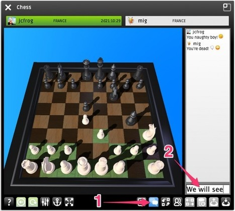 Chess 3D | Jocly | WebGL Gaming | Scoop.it
