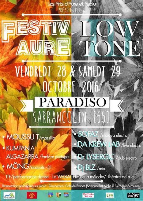 Festiv' Aure les 28 et 29 octobre à Sarrancolin | Vallée d'Aure - Pyrénées | Scoop.it