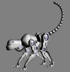 Free Robot Dog for iClone | :: m y C L O N E :: | Machinimania | Scoop.it