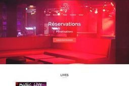 Le 3 Club - site internet - http://le3club.com | Graphiste Freelance paris | Scoop.it