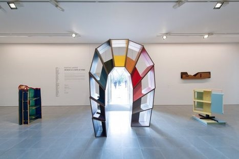 Serpentine Sackler Gallery | Martino Gamper: design is a state of mind | design exhibitions | Scoop.it