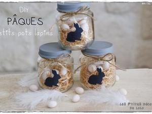 [Coup de ♥] Petits pots de Pâques Instructions de bricolage | Best of coin des bricoleurs | Scoop.it