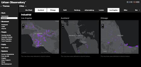carto : le comparateur de villes | Journalisme graphique | Scoop.it