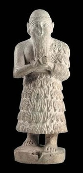 Colloque Mari, temple d' Ishtar - 3/3 - Art, Archéologie et Antiquité | Découvertes archéologiques | Scoop.it