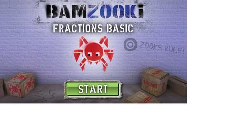 BBC - KS2 Bitesize Maths - Fractions basic : Fullscreen | sjm fractions | Scoop.it